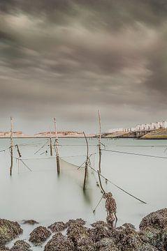 Afsluitdijk von Jan Beukema