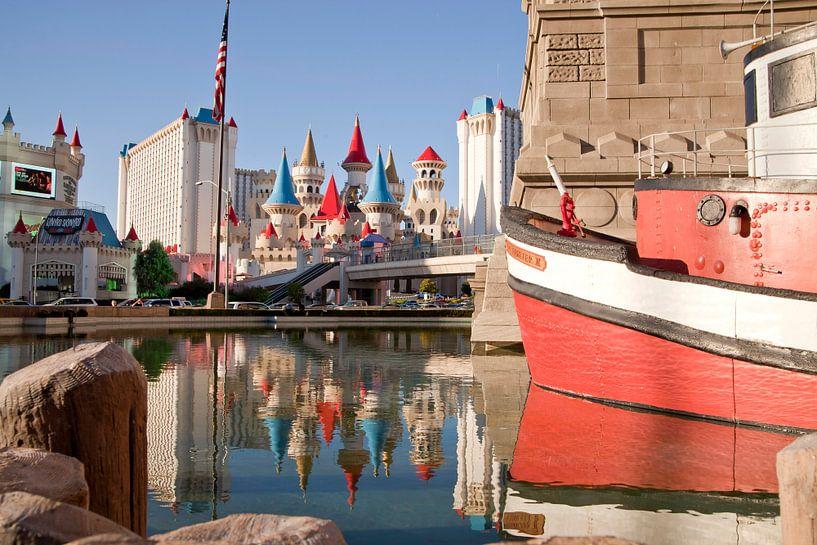 Excalibur Las Vegas van Peter Schickert
