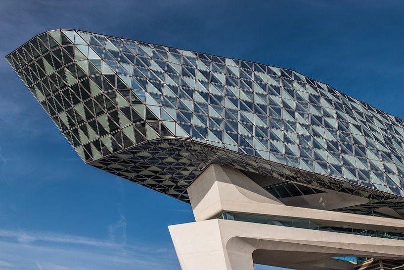 the port house of Antwerp (Belgium) van Koen Ceusters