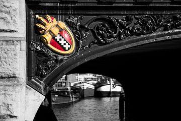 Wapen van Amsterdam van PIX URBAN PHOTOGRAPHY