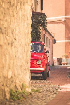 Fiat 500 in Italien von Bas de Glopper