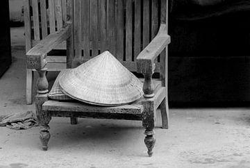 Verlassenes Wohnzimmer von Inge Hogenbijl