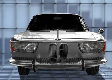 BMW 2000 CS (Type 120) van aRi F. Huber