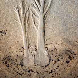 Zandkunst van Greetje van Son