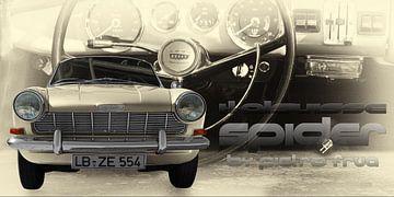 Opel Kadett A Spider mit Interieur von aRi F. Huber