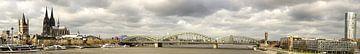 Keulen Panorama van Stefan Havadi-Nagy