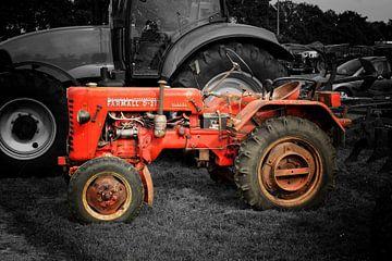 Trecker Traktor Oldtimer von Peter Roder