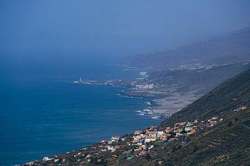 Partie du paysage situé autour du volcan San Antonio | La Palma sur Rob van der Pijll