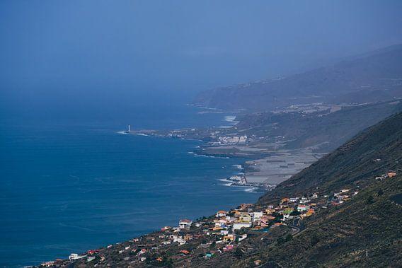 Landschap op en nabij de vulkaan San Antonio | La Palma