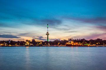 Euromast Rotterdam van Marco Faasse
