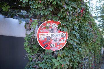 Urbanes Schild von Sendi Alajbegovic