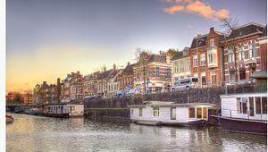 Groningen, Spilsluizen van Tony Unitly