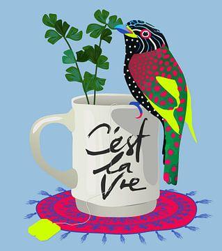 C'est La Vie! von Charlie Moon