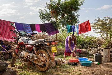 Kenia | White Mountain Movement 13 von Mariëlle de Valk