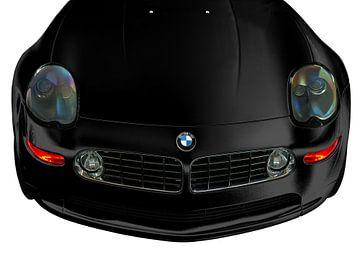 BMW Z8 (type E52) in zwart van aRi F. Huber