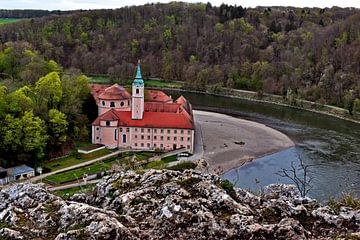 Donaudoorbraak Weltenburgklooster van Roith Fotografie