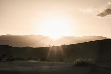 Silhouetten onder de zon van Joris Pannemans - Loris Photography