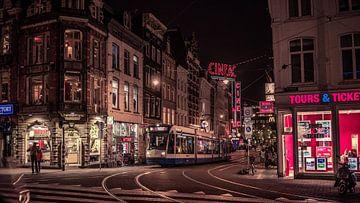 Cineac Damsko avondfotografie van Jeroen Somers