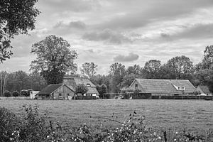 Boerderij op Veluwe van Wessel Krul