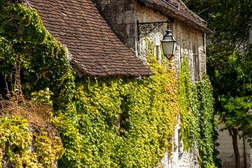 Karakteristiek Frans dorpje op het platteland  van Fotografiecor .nl