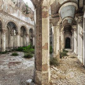 Verfall Kirche 1 von Kirsten Scholten