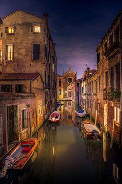 Venetië Oude Stad van Iman Azizi