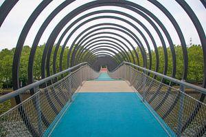 Brücke in Deutschland von Marc van Gessel