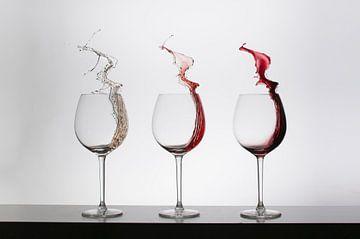 Tripple wine van