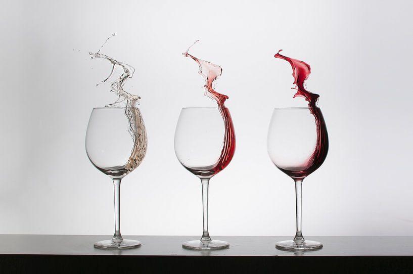 Tripple wine van Theo Mulder