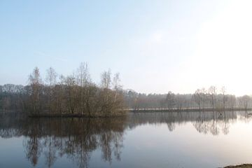 Landschap von Sander Maas