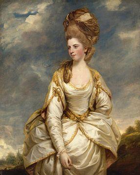 Sarah Campbell, Joshua Reynolds van Meesterlijcke Meesters