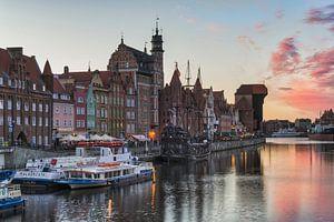 Gdansk Poland van