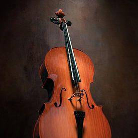 Stilleven Met Cello van Diana van Tankeren