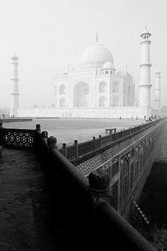 Tadsch Mahal, Indien von Melissa Peltenburg