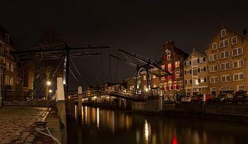 Wolwevershaven à Dordrecht sur Wim Brauns