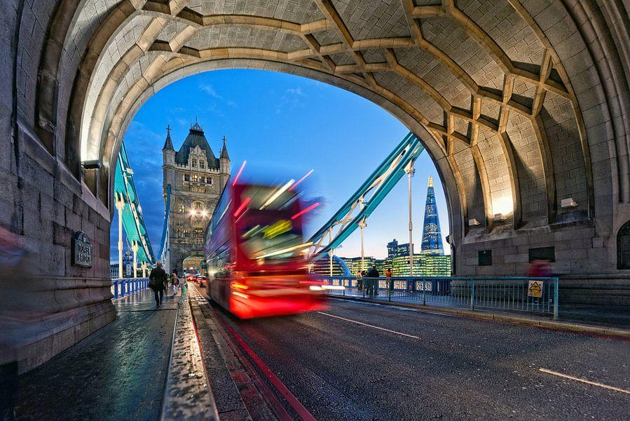 Typisch London! / Tower Bridge