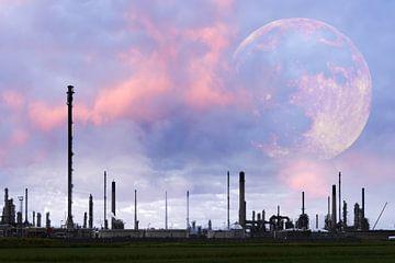 Aan de vooravond van de opwarming van de aarde van Mark Scheper