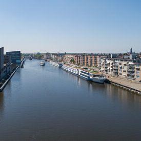 Blick auf den Middelburger Kanal von Cornelius Fontaine
