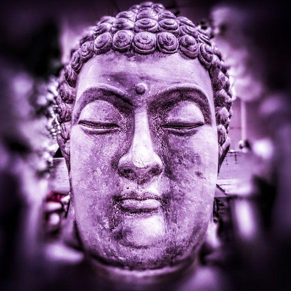 The Strong Buddha 07032021 von Michael Ladenthin