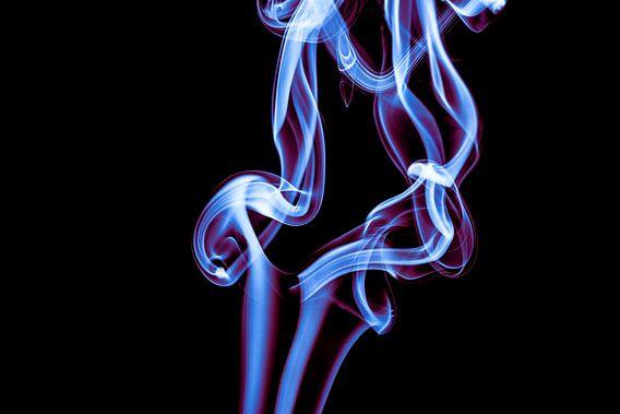 Smokey Twins van Hans Krijnen