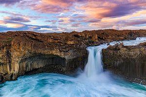 Islands Wasserfälle I