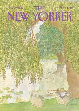 Vintage The New Yorker van Jaap Ros
