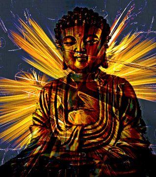 Buddha van Doris Kroos