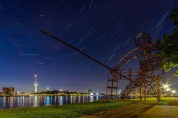 De Visser Rotterdam onder de sterren van Patrick Blom