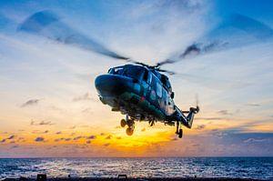 Landing Lynx