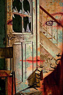 The girl in the door sur PictureWork - Digital artist