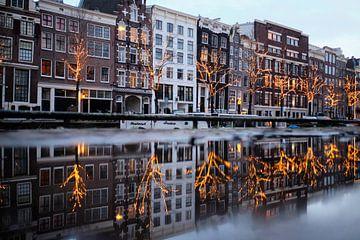 Eine kalte Periode in Amsterdam von Rogier Meurs Photography