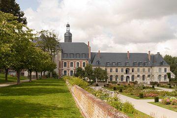Abdij Jardins de Valloires I Botanische tuin I Picardië, Frankrijk I Kleurenprint van Floris Trapman