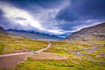 IJslandse oneindigheid van Niels Hemmeryckx