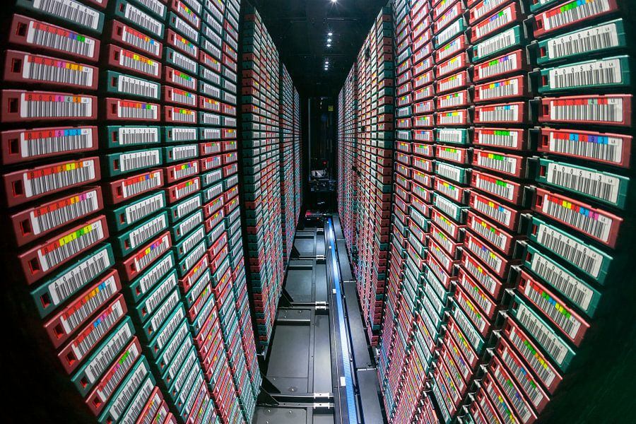 Big Data van Evert Jan Luchies